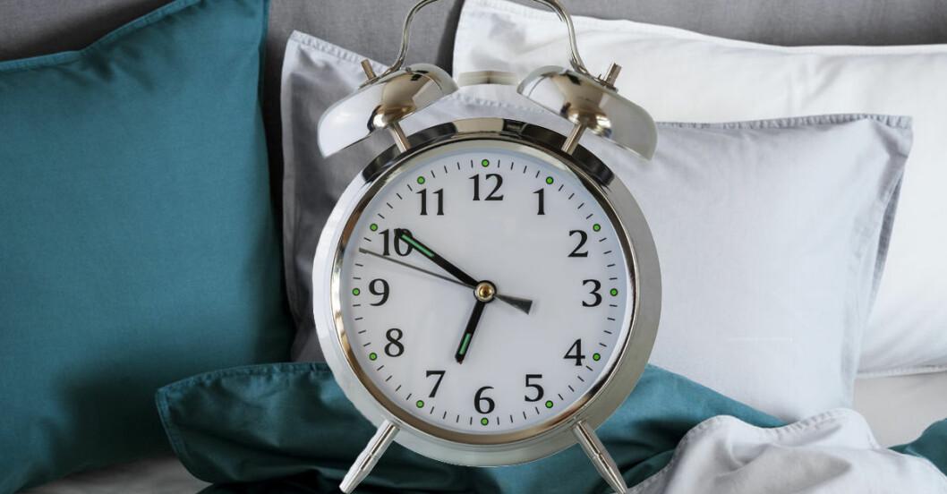 mobil väckarklocka