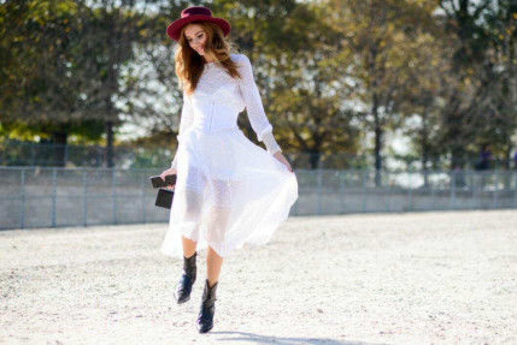 modeblogg tjänar
