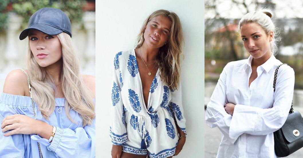 modebloggarna tipsar