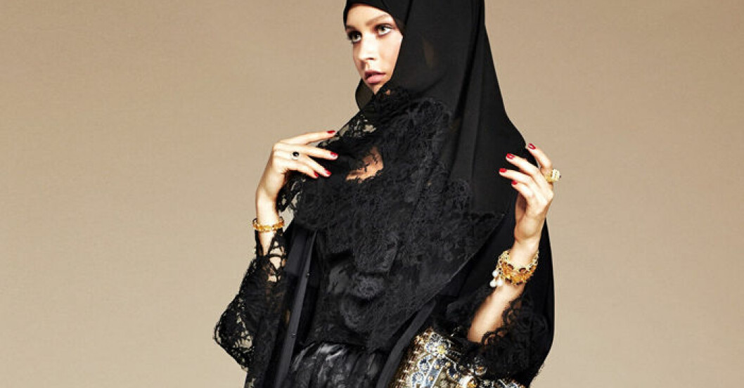 modeller i hijab
