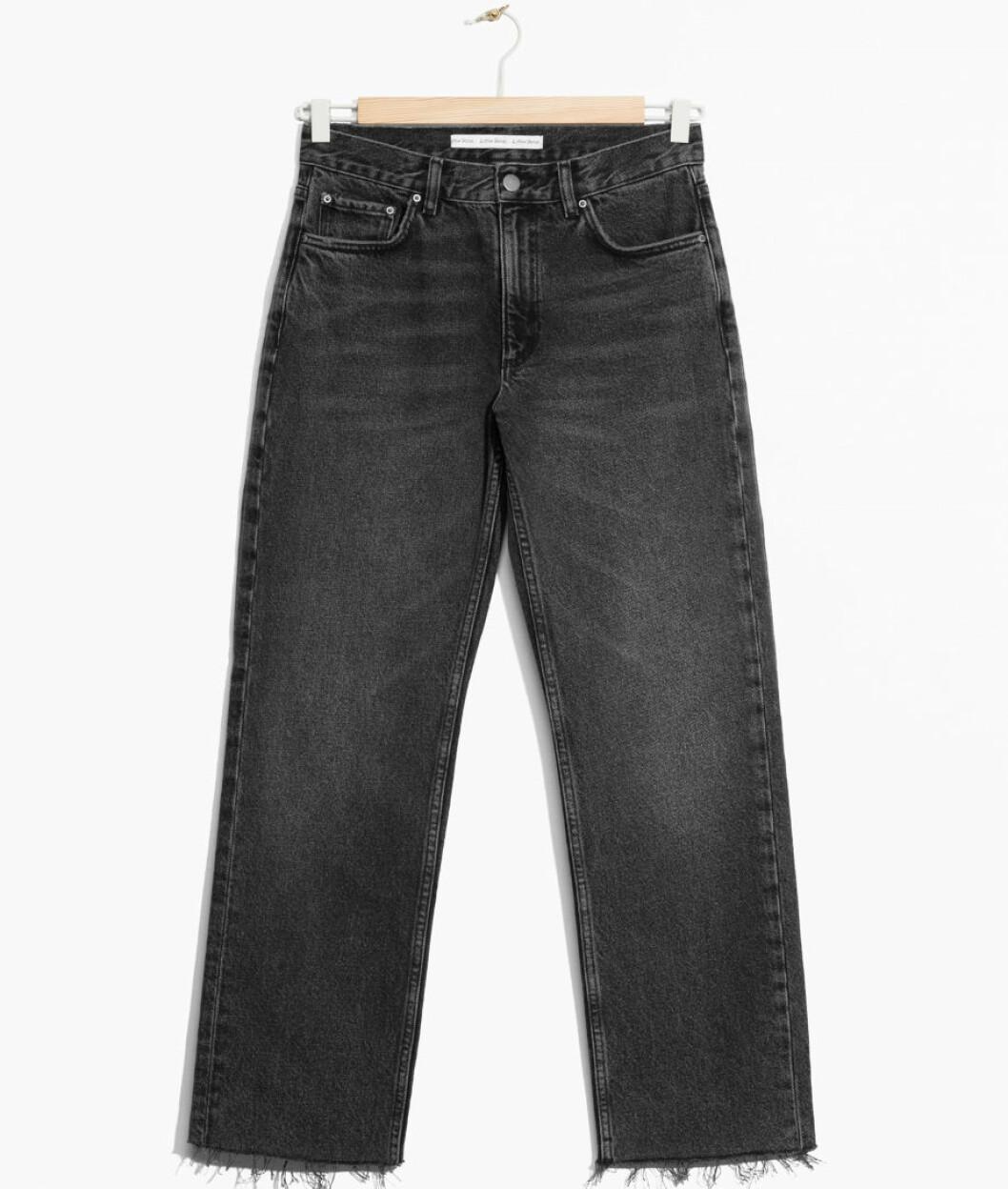 mom jeans avklippta