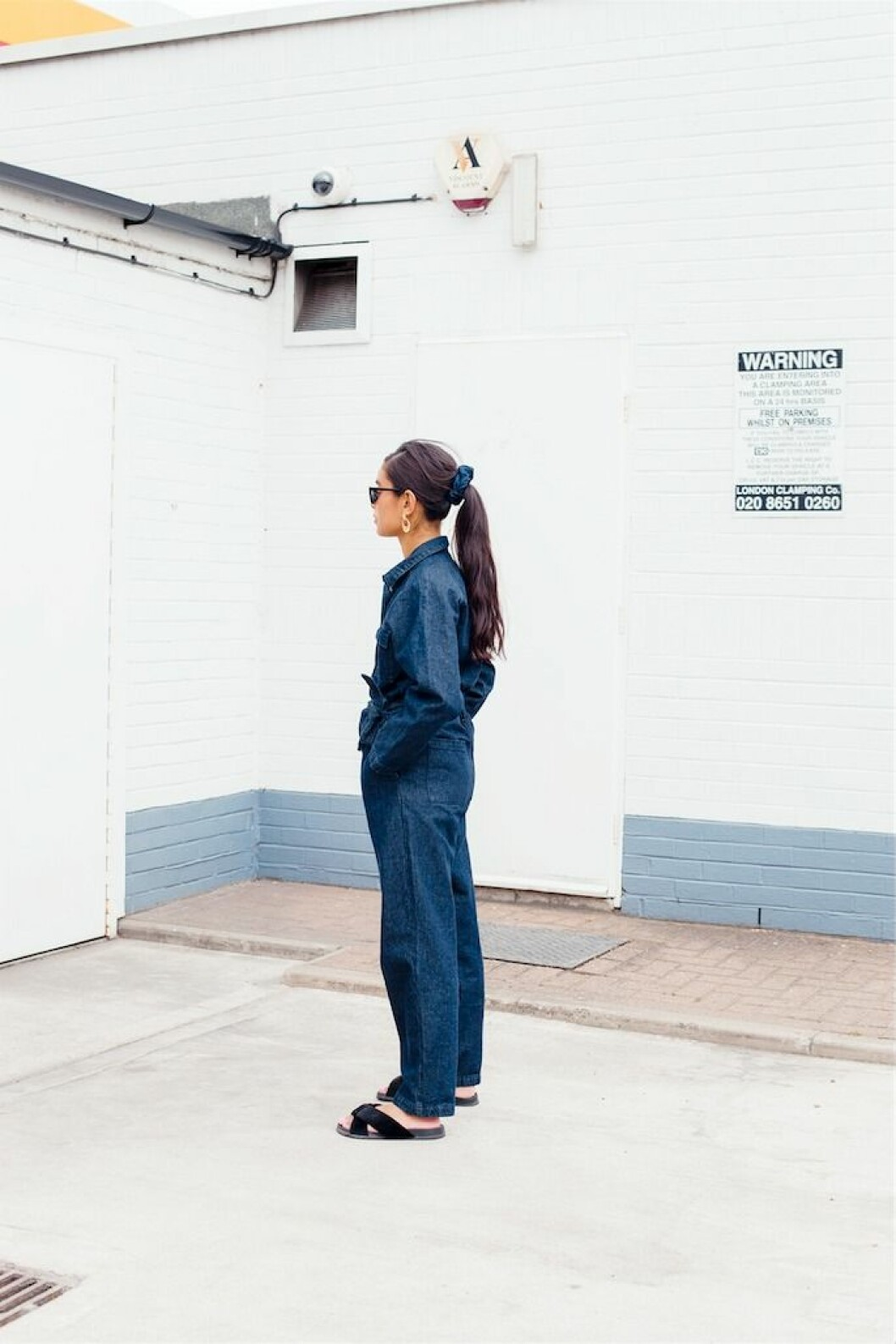Monki denimkollektion