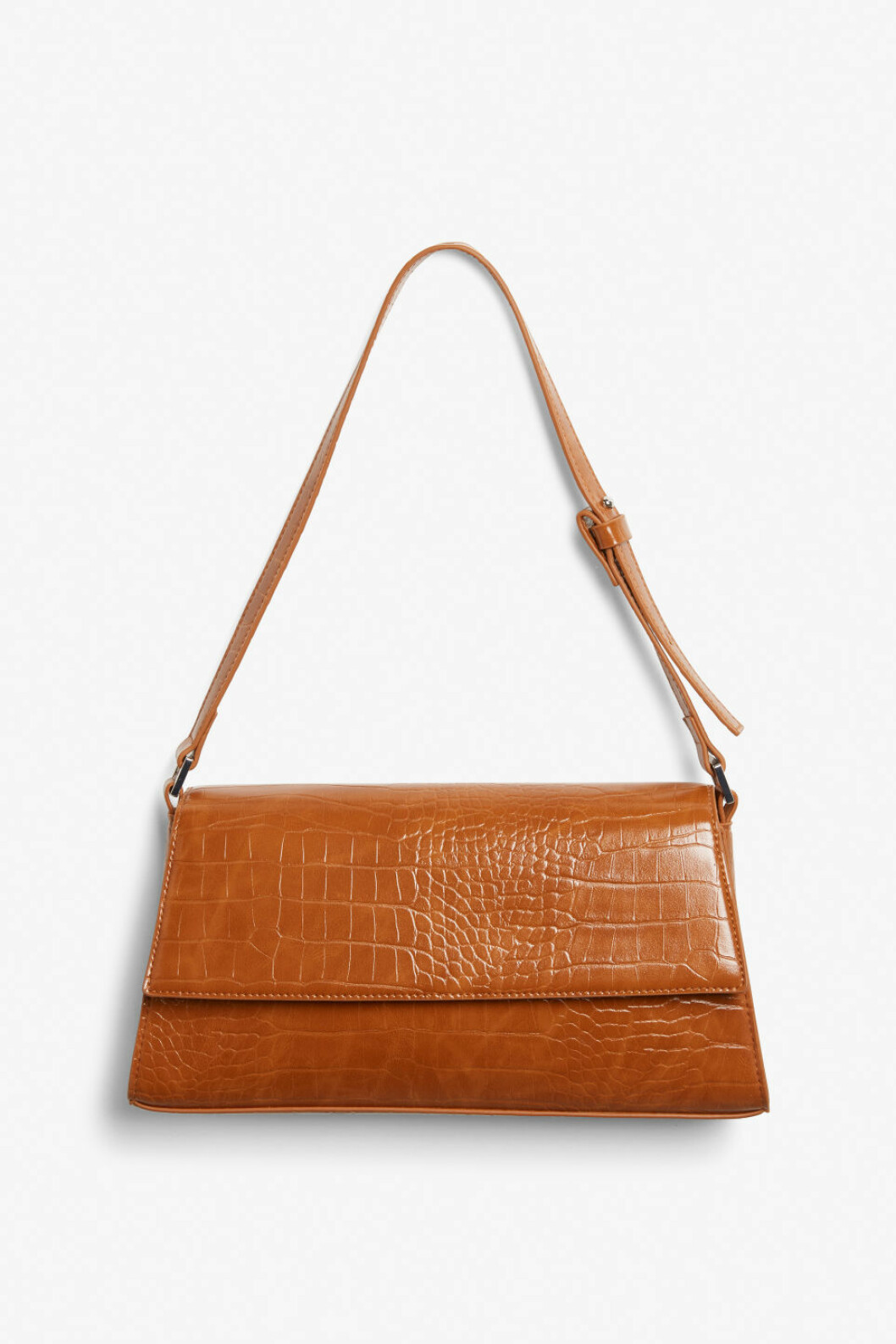Väska i läderimitation från Monki