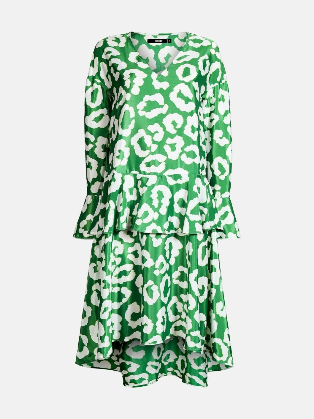 Grön klänning till bröllop 2019