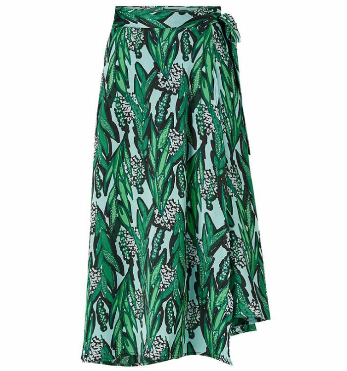 mönstrad kjol ellos