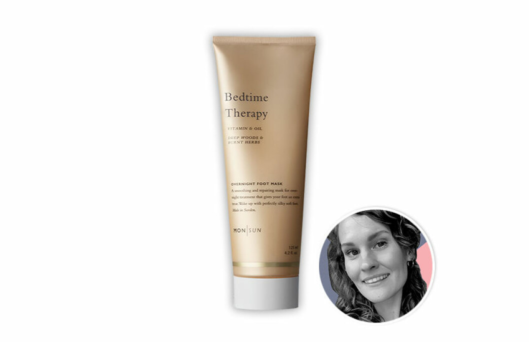 MON SUN Bedtime Therapy Foot Mask