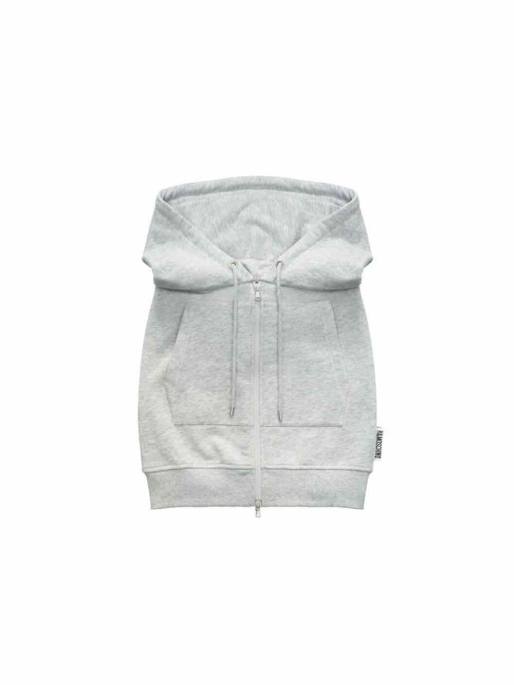 Kjol i jerseytyg ur Moschinos kollektion för H&M