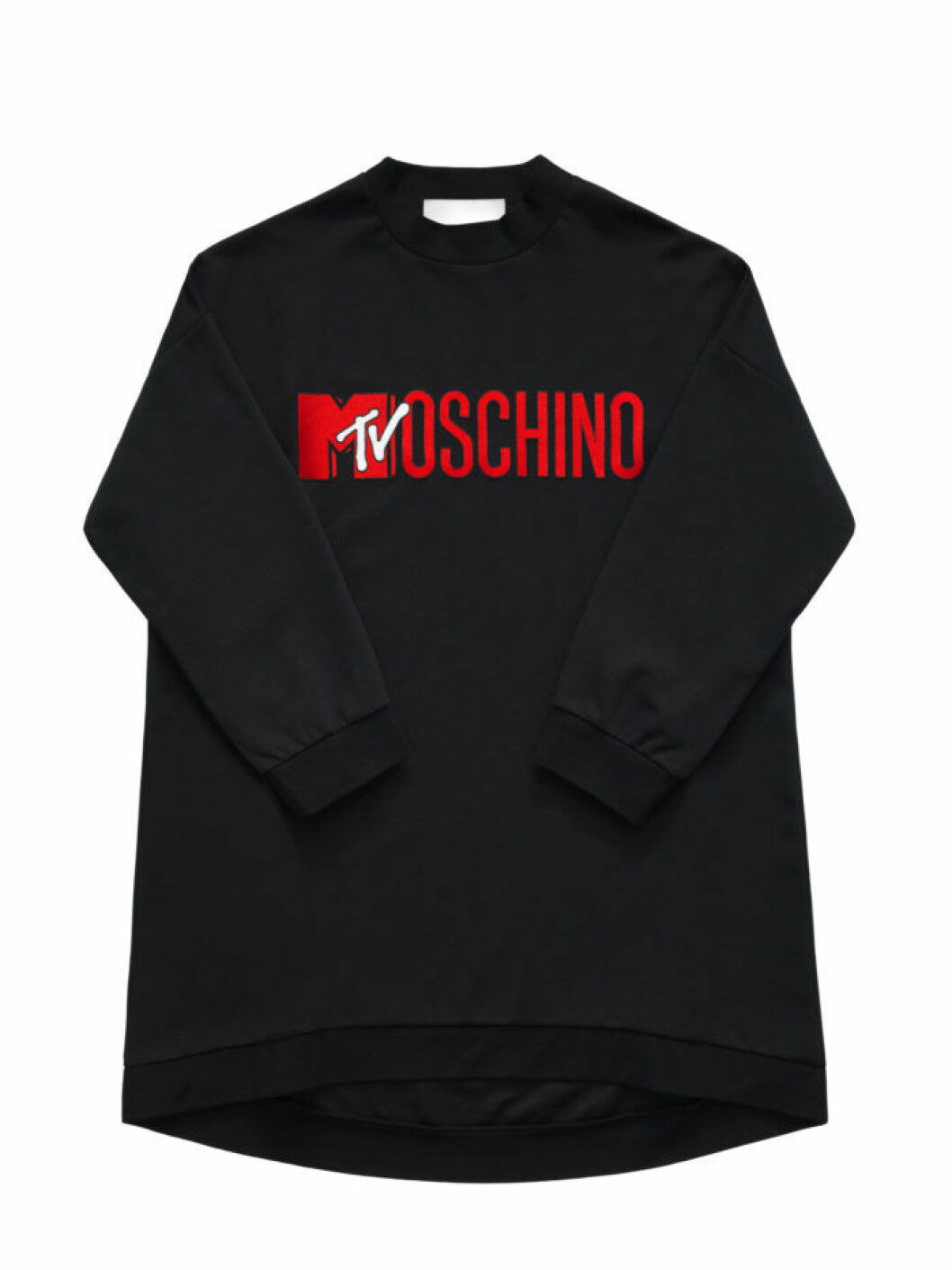 Oversize sweatshirt med MTV/Moschinologo Moschino [tv] H&M