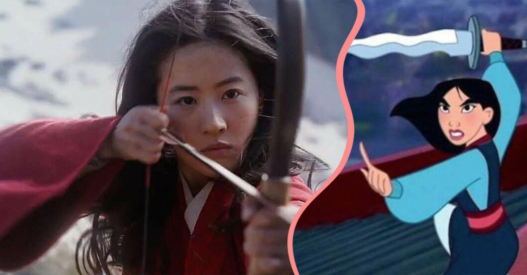 Disneys Mulan