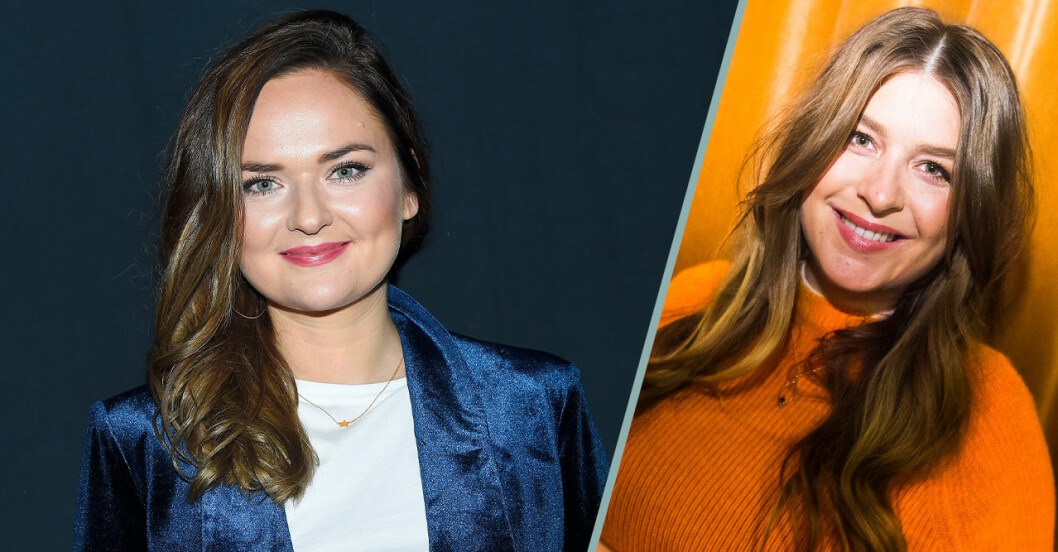 Hanna Persson och Linnea Henriksson blir reportrar i Musikhjälpen 2020.
