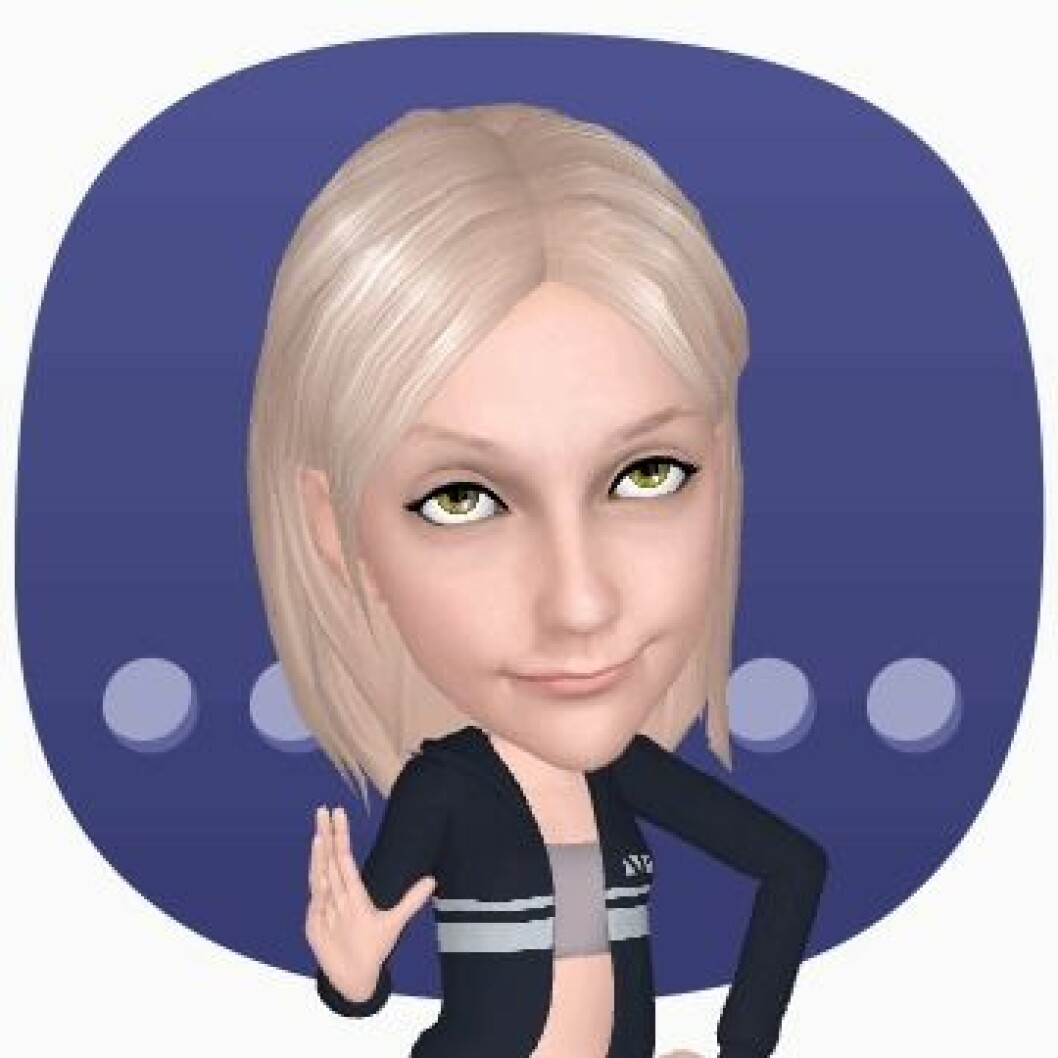 Samsung AR-emoji