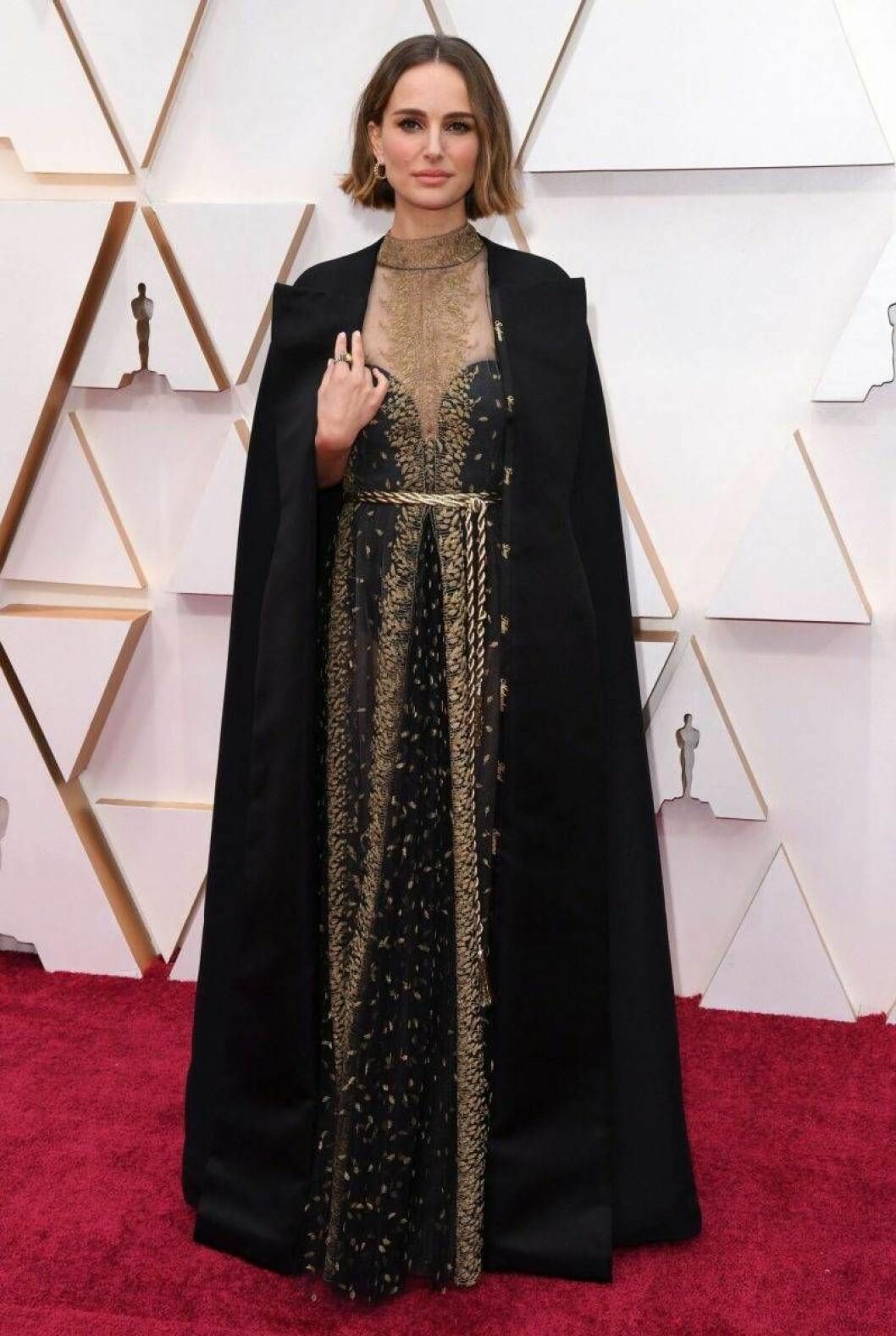 Natalie Portman Oscarsgalan 2020