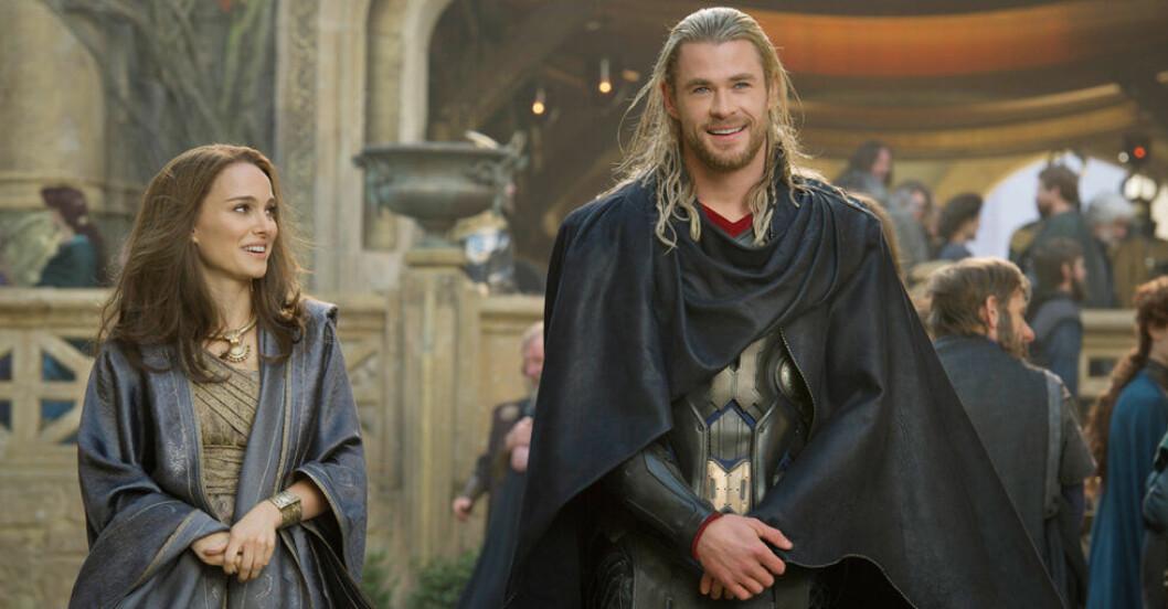 Natalie Portman som Mighty Thor