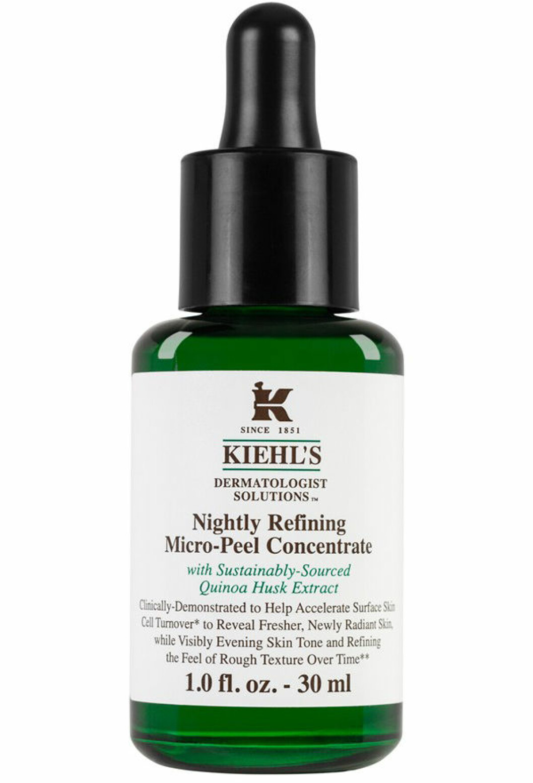 "Nattpeeling,""Nightly Refining kiehls"