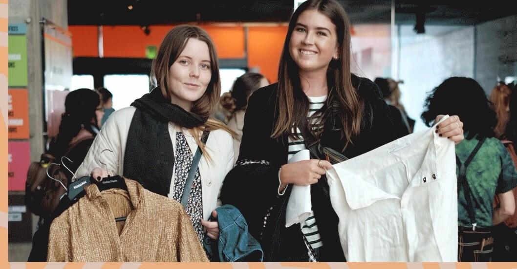 Naturskyddsföreningens klädbytardag 2020