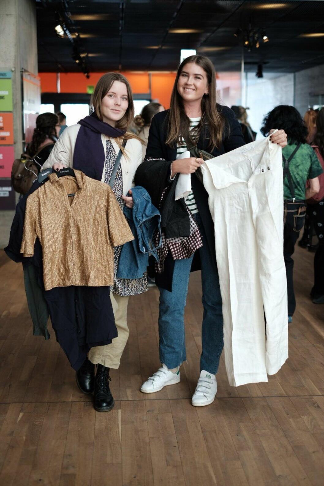 Naturskyddsföreningens klädbytardag – störst i Sverige
