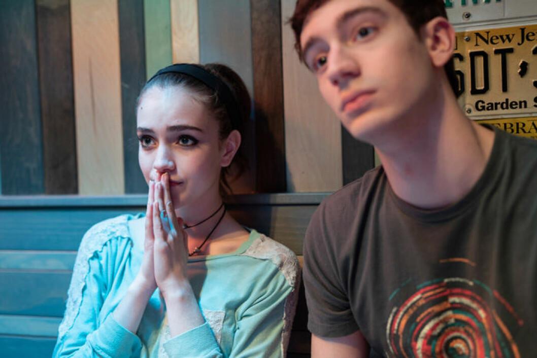 En bild från filmen Never Rarely Sometimes Always.