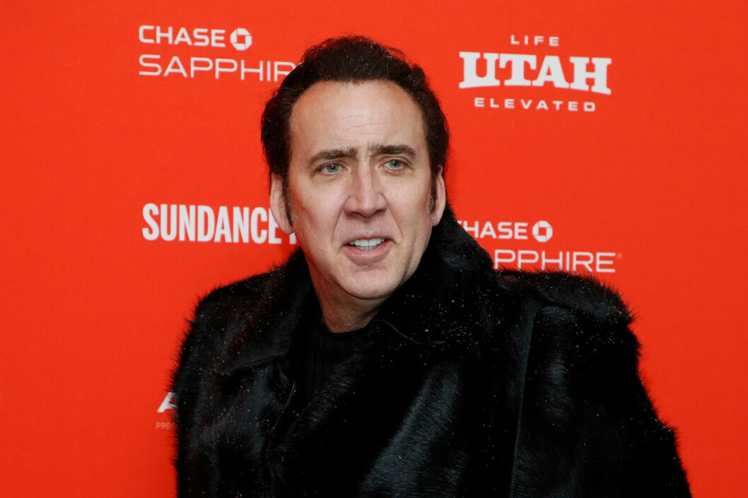 Nicholas Cage tog hem rollen som Joe Exotic.