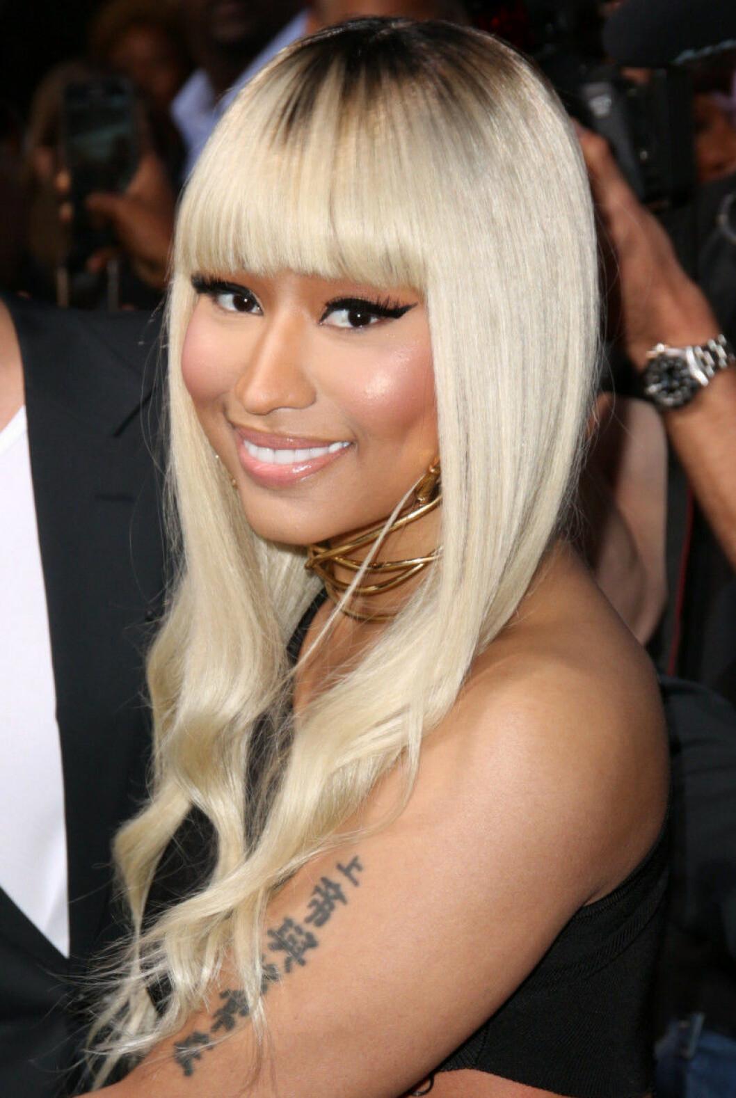 Nicki Minaj har också gjort en abort.