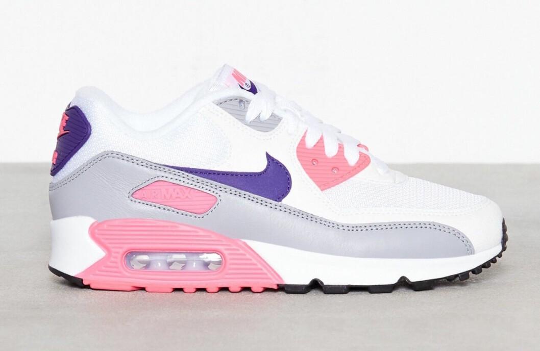 Sneakers för dam till våren 2019