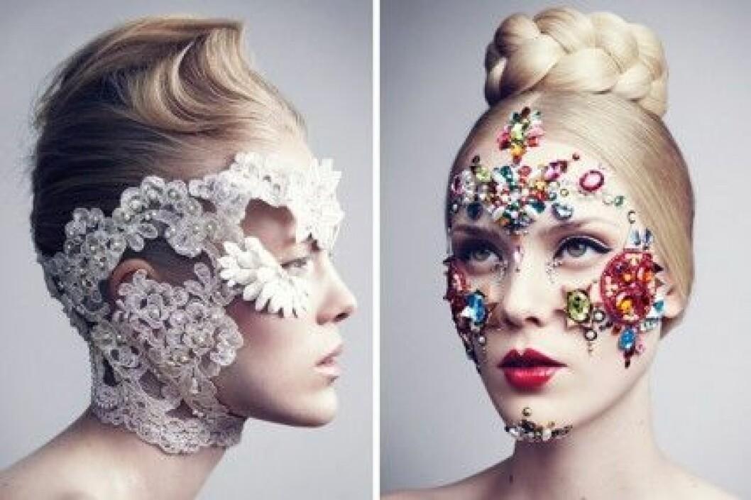 NK lanserar Haute Kosmetik i Stockholm och Göteborg 30 april 2014.