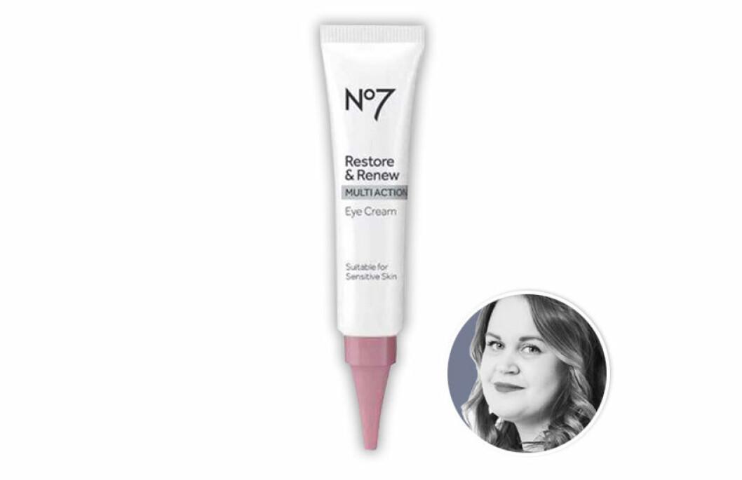 No7 Restore & Renew Face & Neck Multi Action Eye Cream