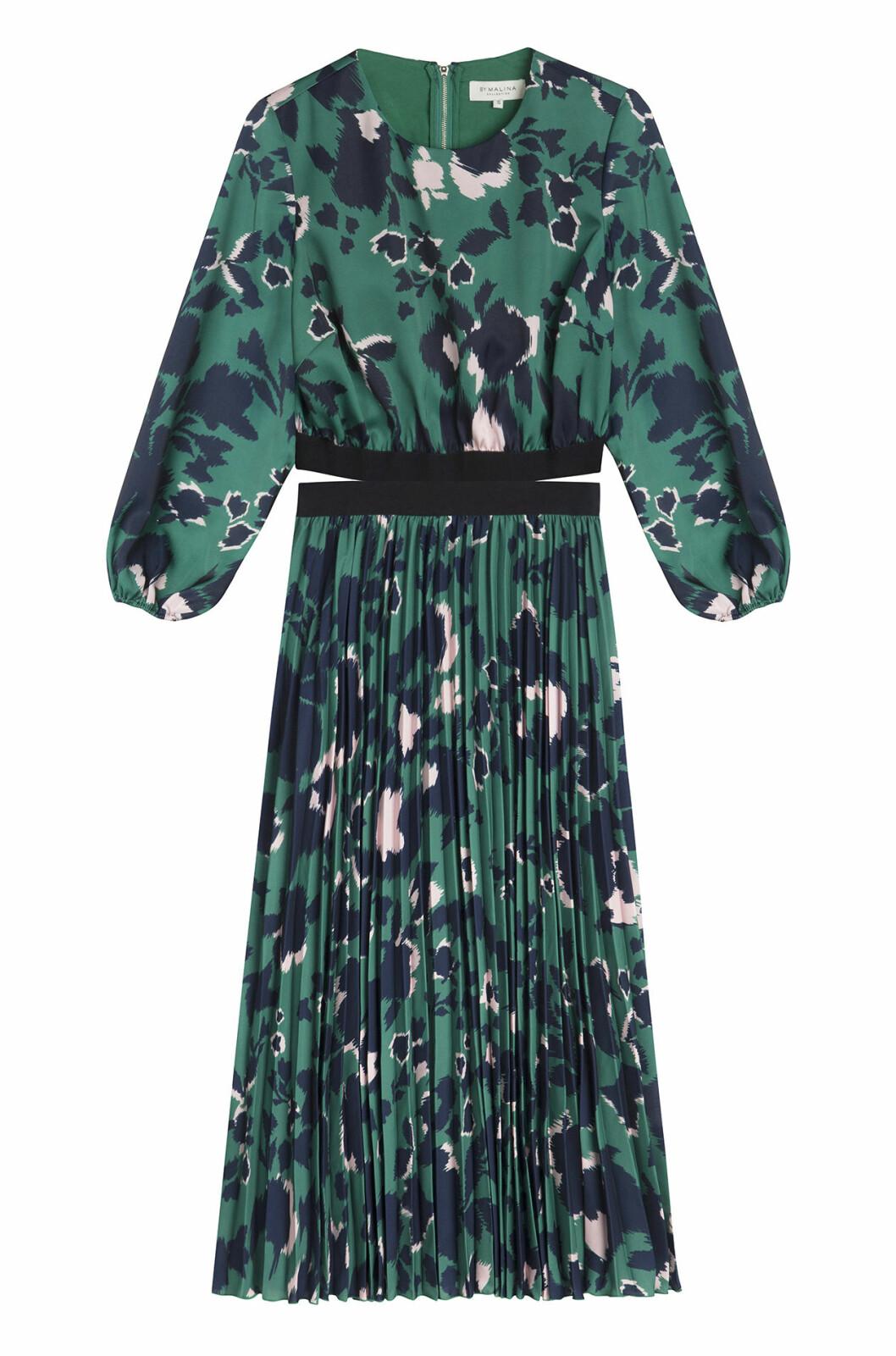 Mönstrad klänning från By Malina