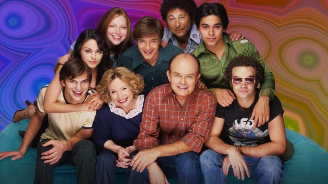 Nostalgi från 90-talet: That 70:s show!