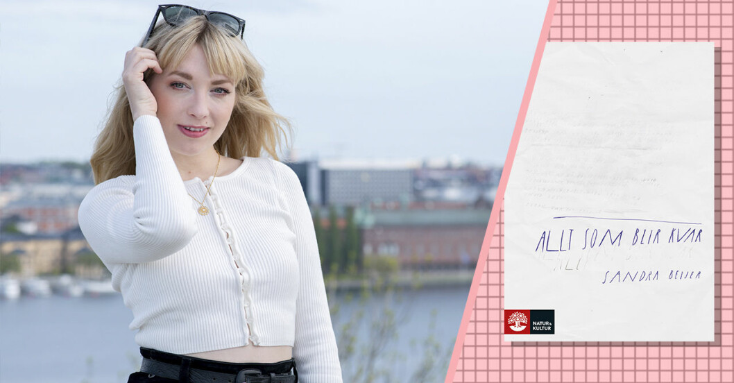Nu kan du söka till Sandra Beijers SVT-serie Allt som blir kvar