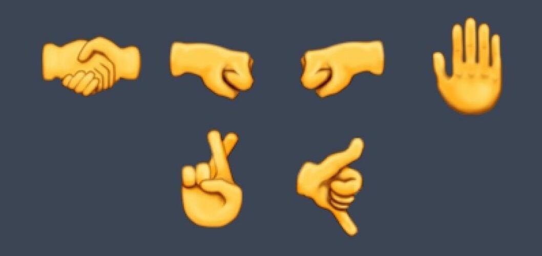 nya emojis 2016