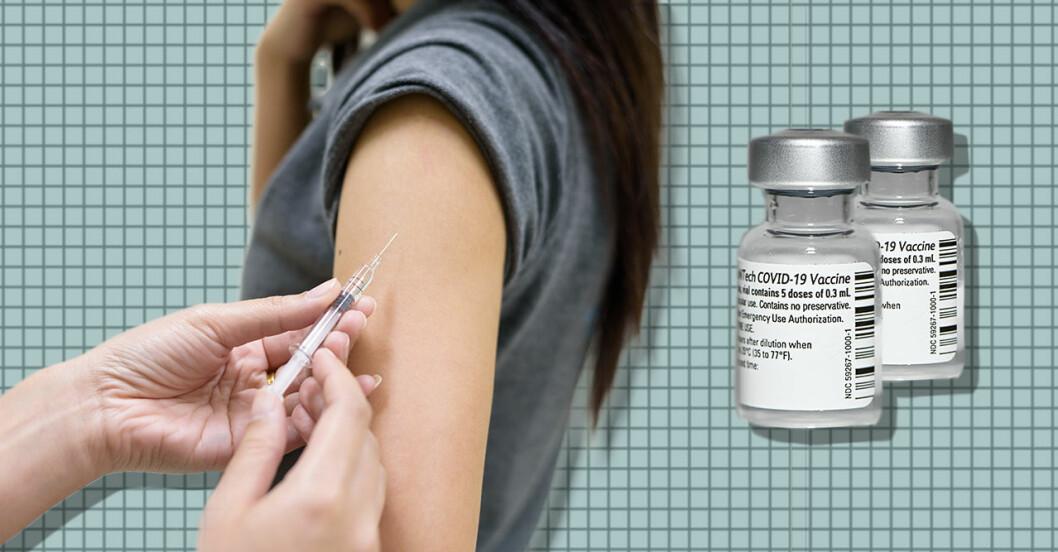 Nya tidsplanen: Då får du ta covid 19-vaccinet – region för region