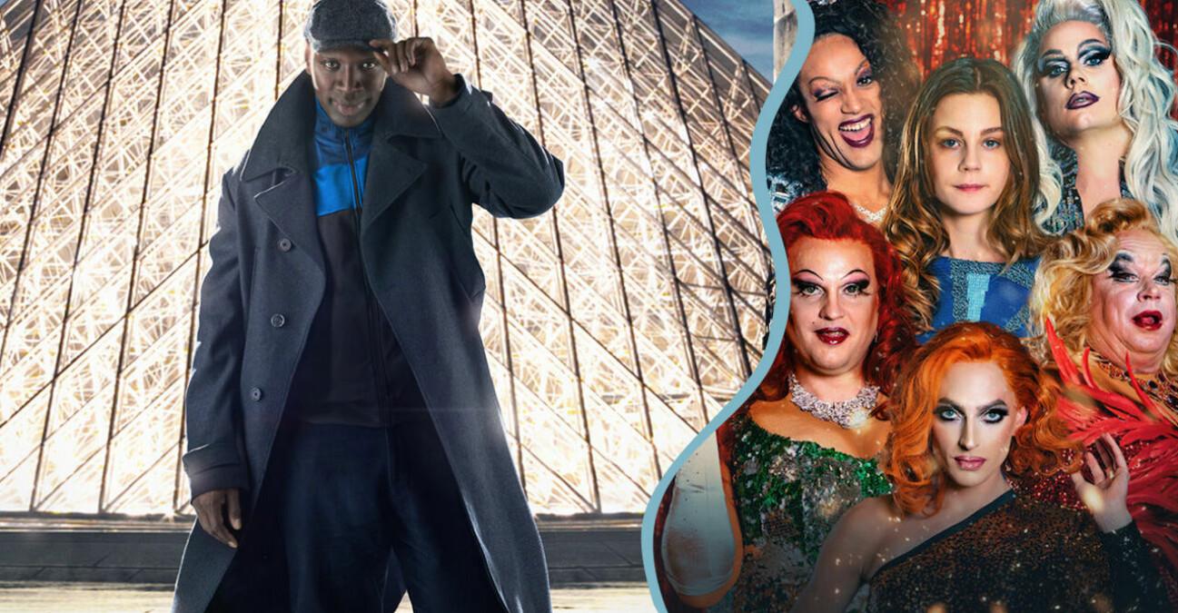 Lupin och Dancing Queens