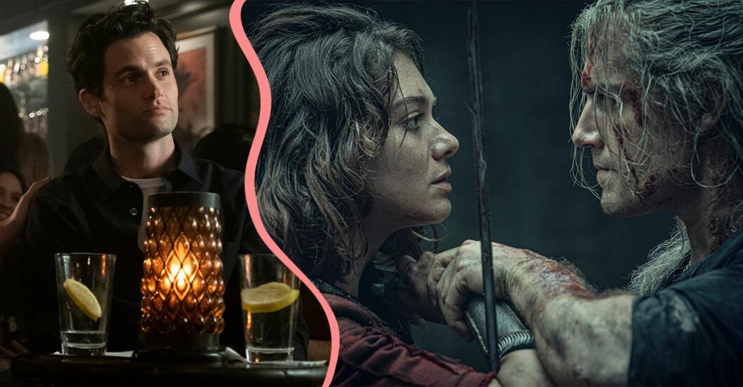 Nya serier och filmer på Netflix i december 2019