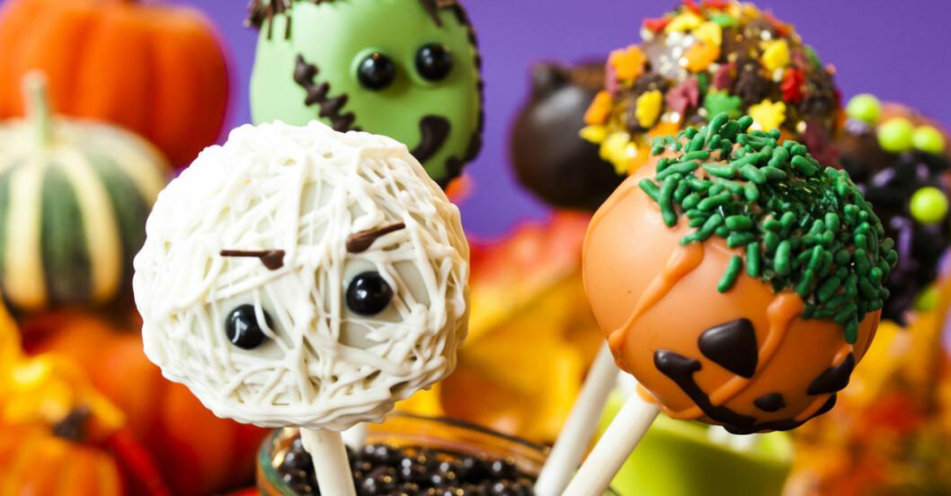 Tips på halloweengodis