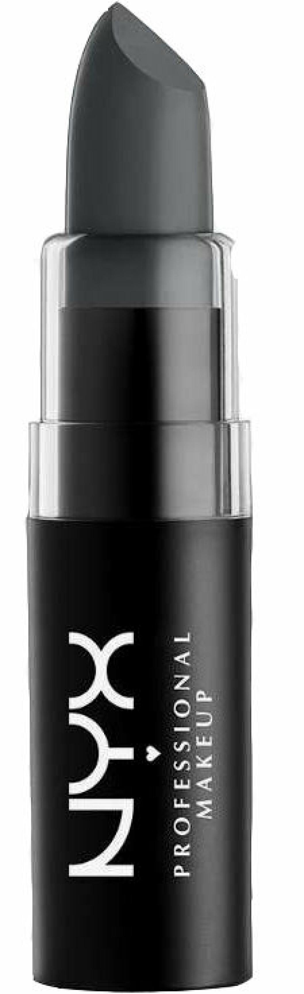 En bild på läppstiftet Nyx Professional Matte Lipstick i nyansen Haze som du kan köpa på Åhléns.