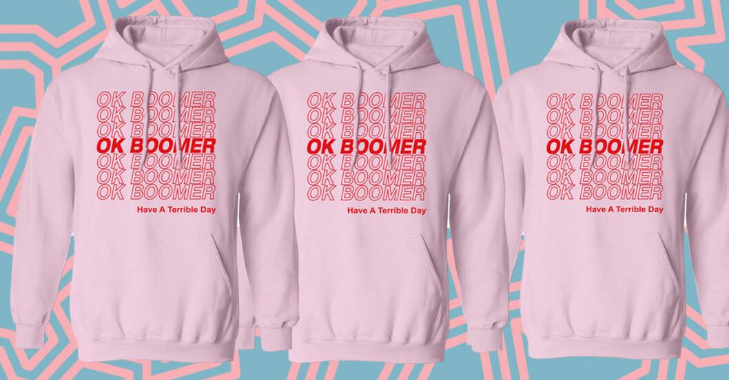 Ok boomer-hoodies