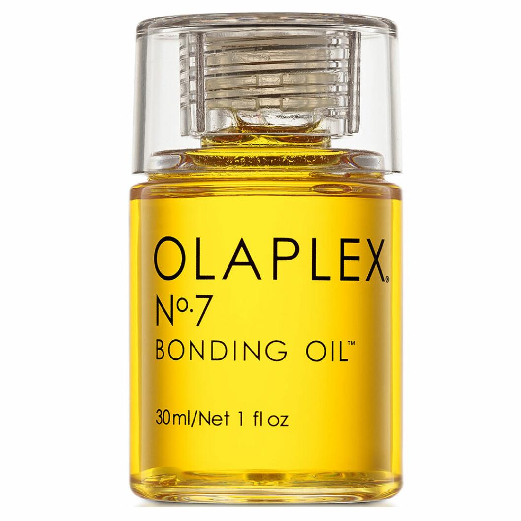 Olaplex olja för tunt hår