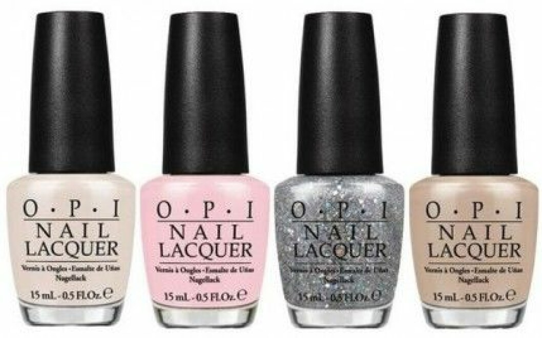 """OPI """"Oz The Great And Powerful Collection"""". Pris: 150 kr/st."""