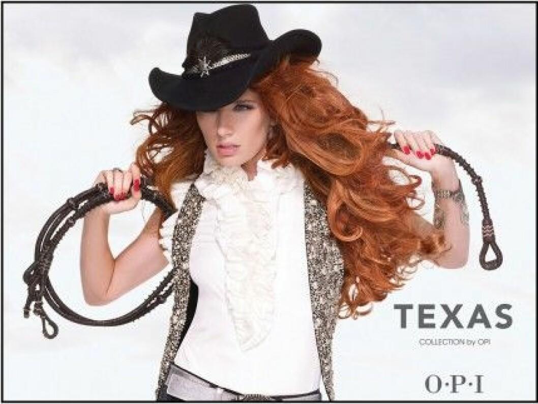 OPI Texas Collection