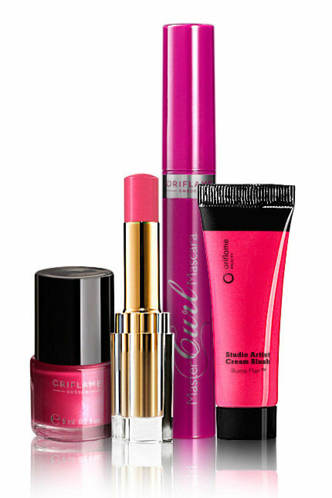 Makeupkitet Pink by Elsa Ekman för Oriflame kostar 279 kr.