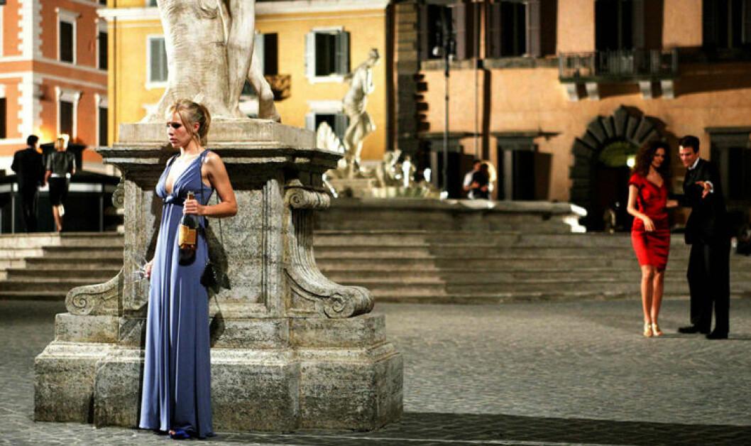 Scen ur When in Rome
