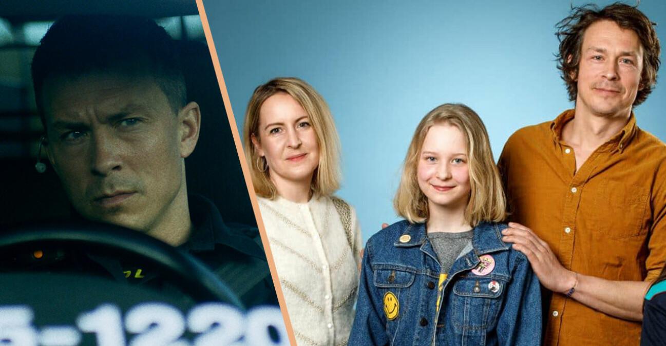 Sanna Lenken, Oscar Töringe och Sigrid Johnson