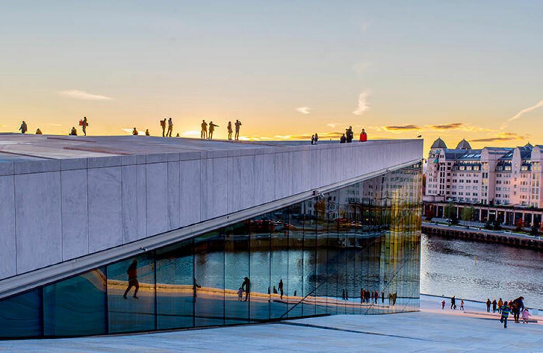 Åk till Oslo för en weekend med tåg