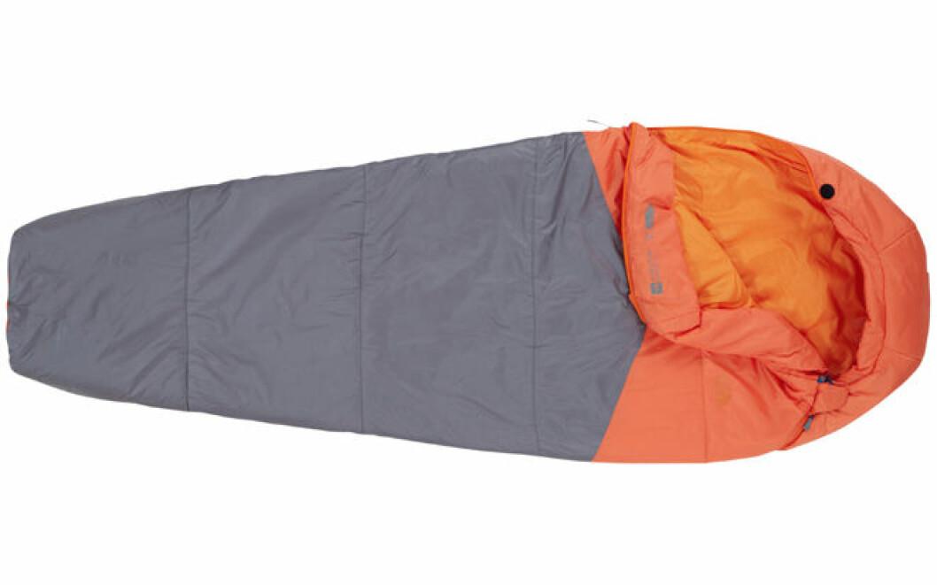 Fjällvandring packlista: Sovsäck