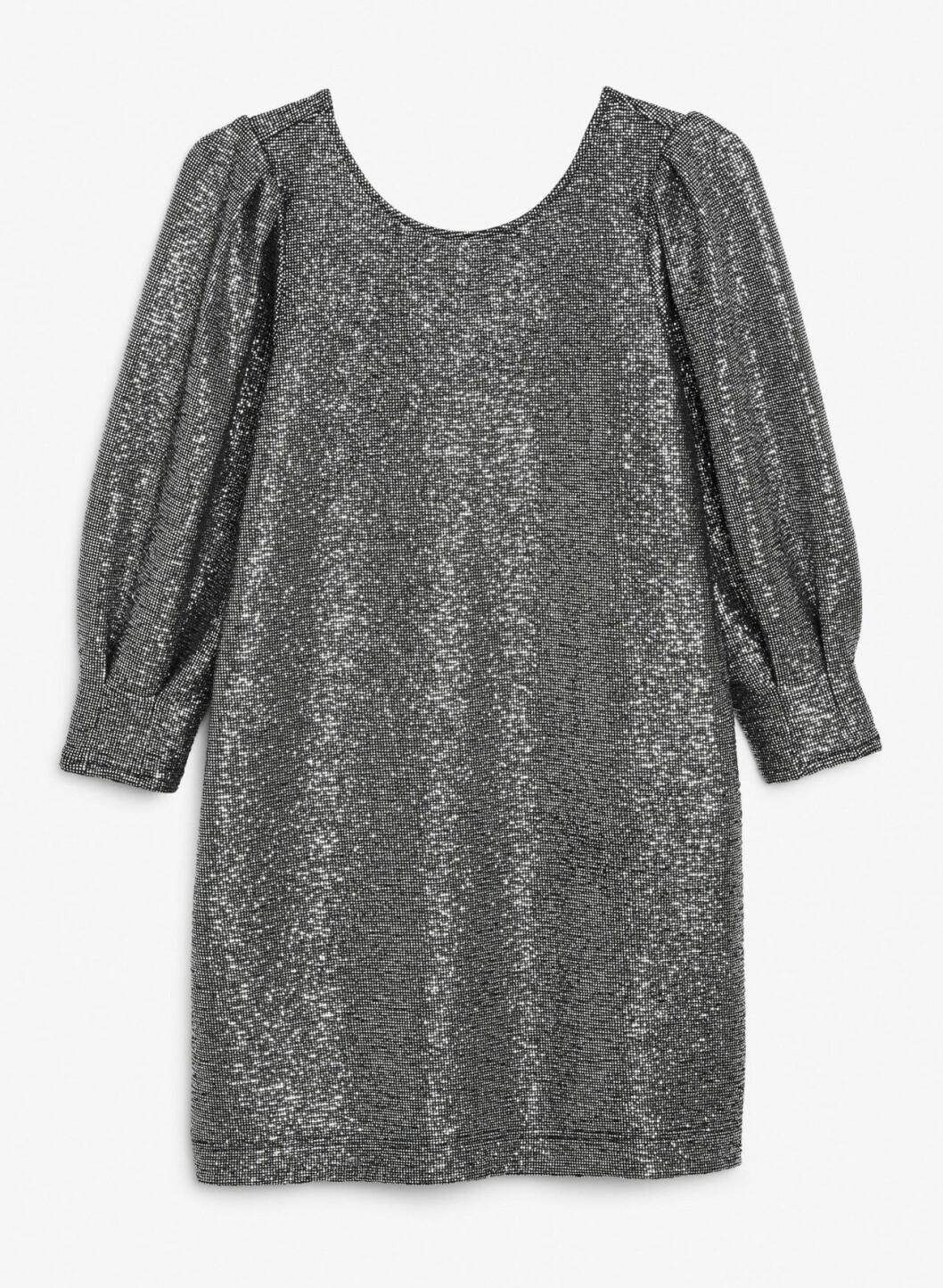 Glittrig festklänning för dam till 2019