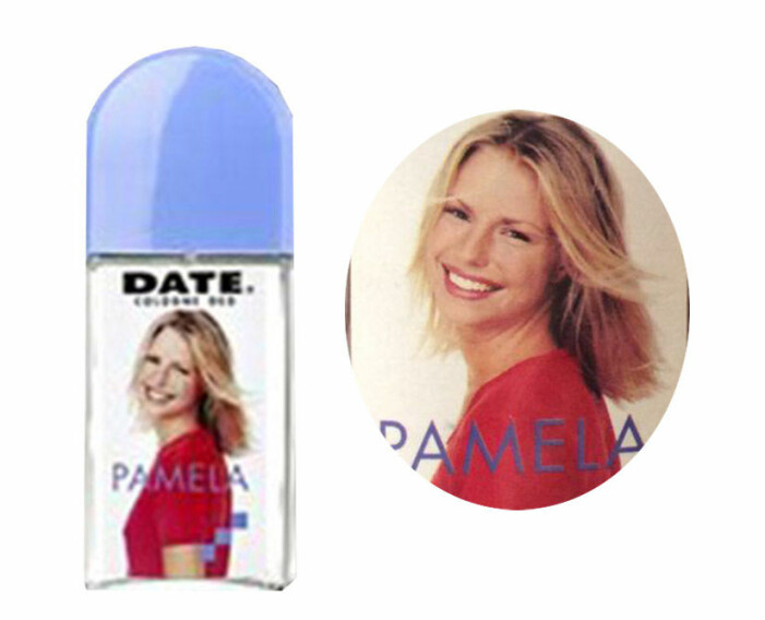 Date-parfymen Pamela