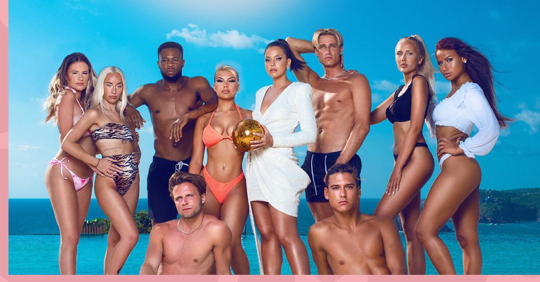 Därför plockar produktionen ner den pågående säsongen av Paradise hotel