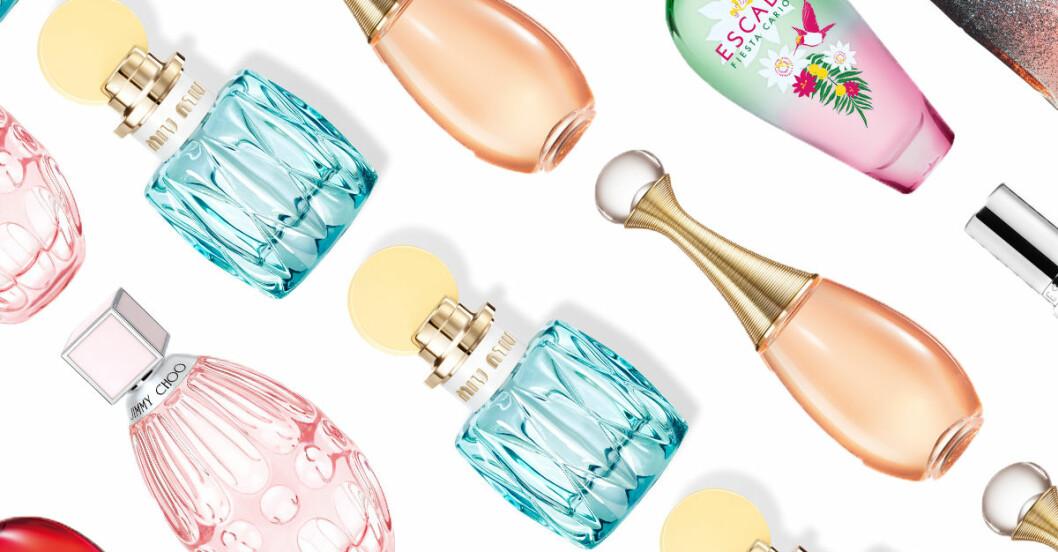 parfym sommar vår 2017 nyheter
