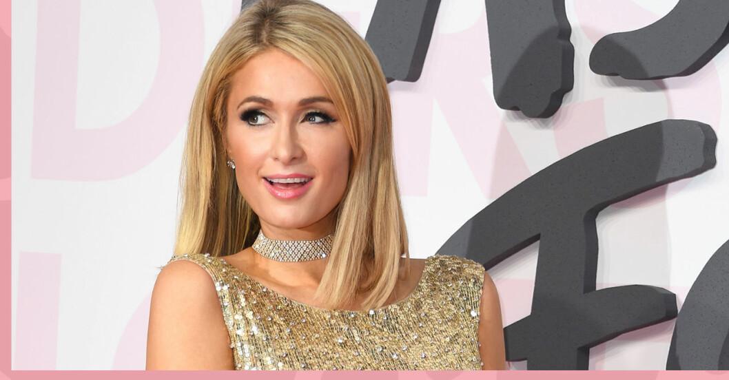 Paris Hilton är nyförlovad!