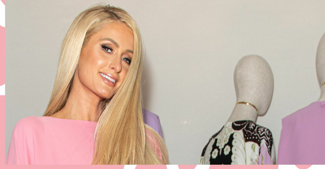Paris Hilton har klippt håret kort!